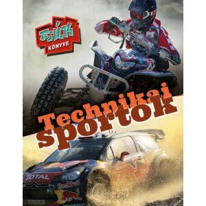 Fiúk könyve 3. - Technikai sportok