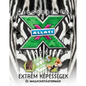 Állati X megdöbbentő állatvilág - 2. Extrém képességek és magatartásformák