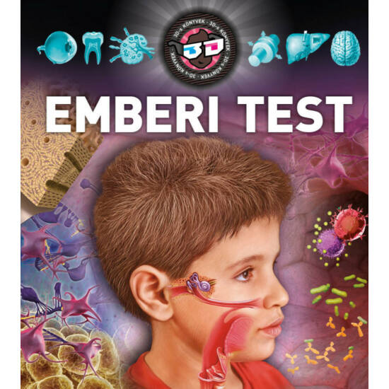 3D - Emberi test