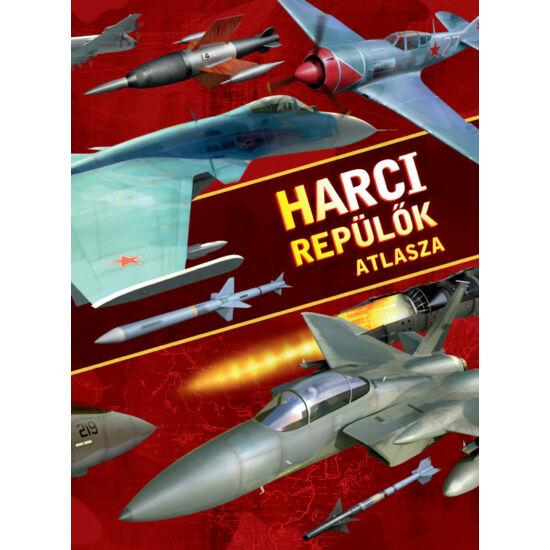 Harci repülők atlasza