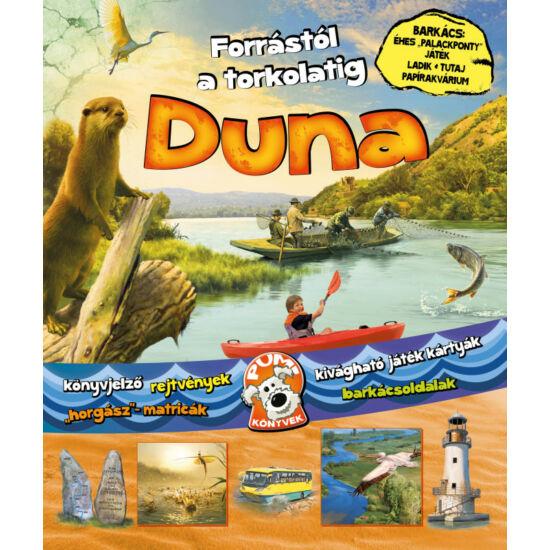 Forrástól a torkolatig - Duna