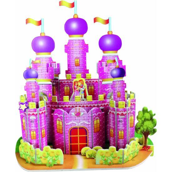 3D Puzzle Kastély