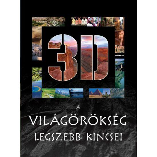 A világörökség legszebb kincsei 3D, ajándék 3D szemüveggel